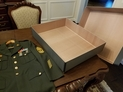 Uniform needing preservation and safe storage
